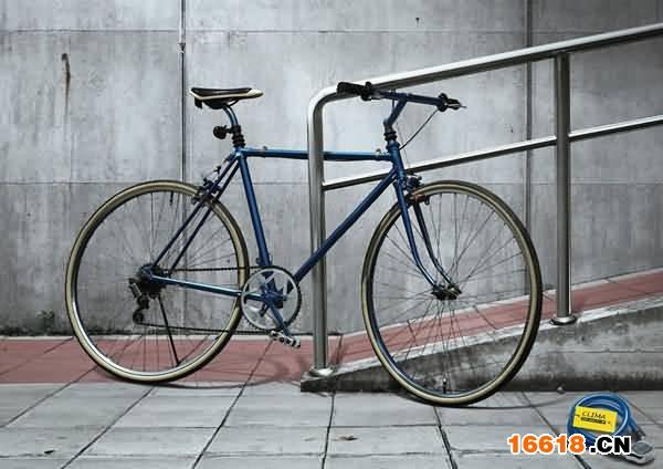 自行车锁创意广告欣赏