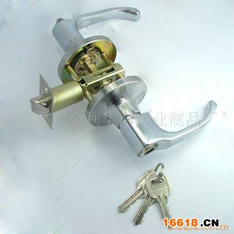 供应佳固牌6500型柱式执手门锁