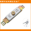 高要朗桥牌锁具优质薄型中开十字匙卷闸锁 卷闸ManBetX安卓