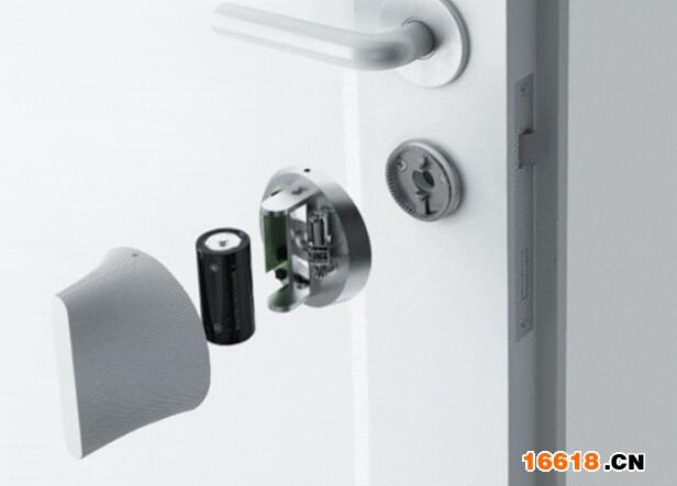 能开门会防盗 BIG打造会思考的智能锁