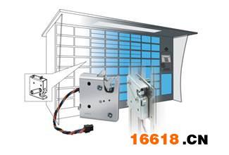 索斯科R4-EM电子锁是保障智能快件箱安全的重要部件