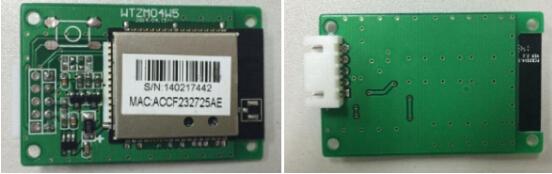 二、近距离控制电子门锁开关,低功耗蓝牙方案:WT2800B02 WT2800B02 是低成本、高性能 2.4GHz FSK / GFSK 的片上系统(SOC)的无线收发器。不芯片上的小数 N 分频合成器,它可以支持的数据速率的应用从 4kbps 2Mbps 和跳频系统。该器件集成了高速流水线的 8051 单片机,在系统可编程 Flash 存储器,2KB SRAM 的各种强大功能内嵌 16K 字节,卓越领先的 2.