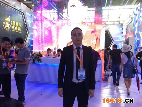 广东樱花智能科技有限公司营销总监朱海涛