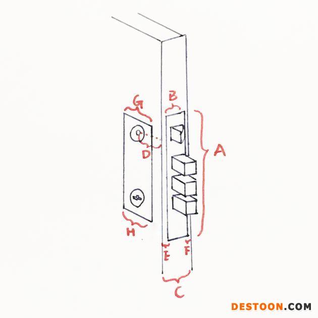智能门锁很方便 但老防盗门也能换新锁吗?