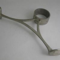 不锈钢拉手精密铸造件-东莞铸钢精密铸造加工