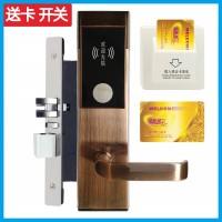 厂家直销电子门锁 爆款酒店IC卡门锁 宾馆客房门锁系统