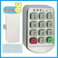 厂家直销电子密码锁 爆款更衣柜密码柜锁 锌合金文件柜密码锁