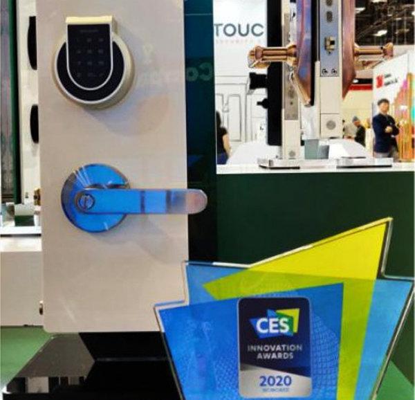 CES2020|5G加速智能家居落地 智能门锁哪家强?
