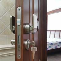 室内静音门锁