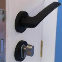 工程用门锁配套