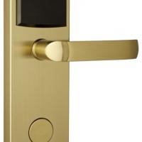 金质品为电子门锁